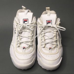 Fila Disruptor 2 Men's Sneaker Size 9.5